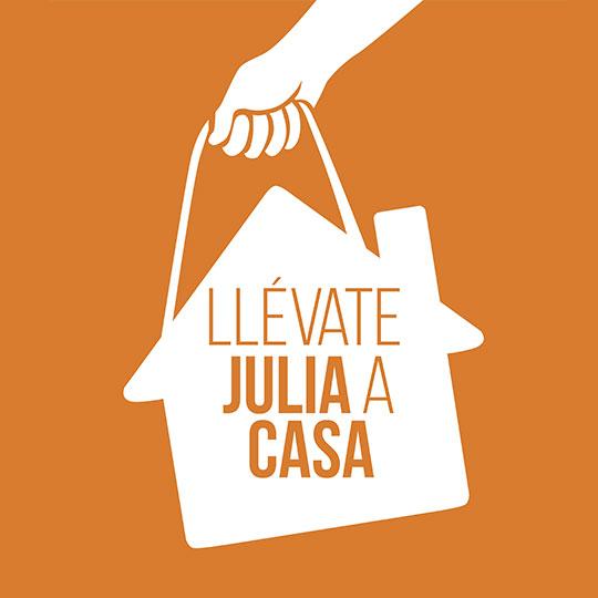 Llévate Julia a casa
